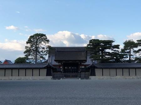 2019年7月 京都御所 ときめきな日々.JPG