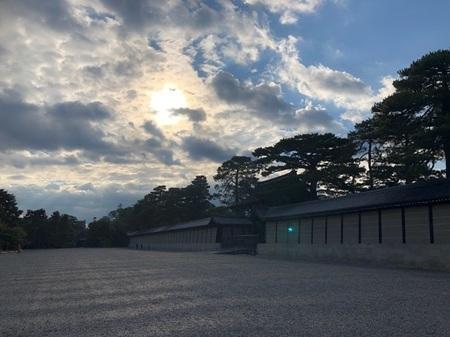 2019年7月 京都御所 ときめきな日々 (2).JPG