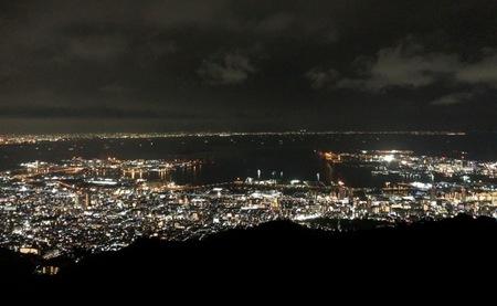 2020年10月 兵庫 六甲山夜景 ときめきな日々.JPG