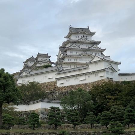 2020年10月 兵庫 姫路城 ときめきな日々.JPG