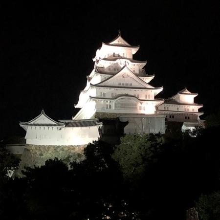 2020年10月 姫路城 ときめきな日々.JPG