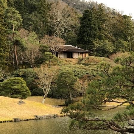 2020年2月 京都 修学院離宮 ときめきな日々.JPG