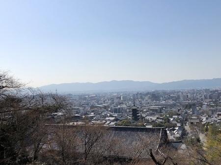 2020年2月 京都東山 霊山神…