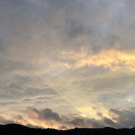 2020年6月 雲 ときめきな日々.JPG