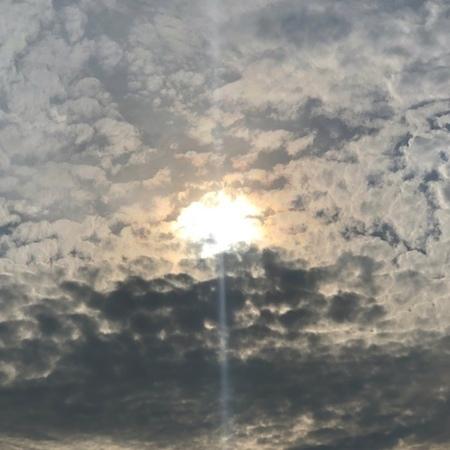 2020年7月 夕陽 ときめきな日々.JPG