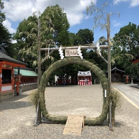 2020年8月 八坂神社 ときめきな日々 (3).JPG