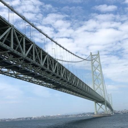 2020年8月 兵庫 明石海峡大橋 ときめきな日々.JPG