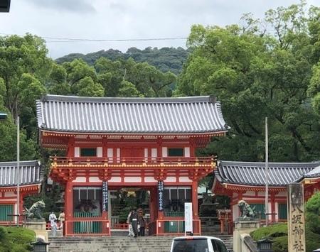 2020年9月 京都東山 八坂神社 ときめきな日々.JPG