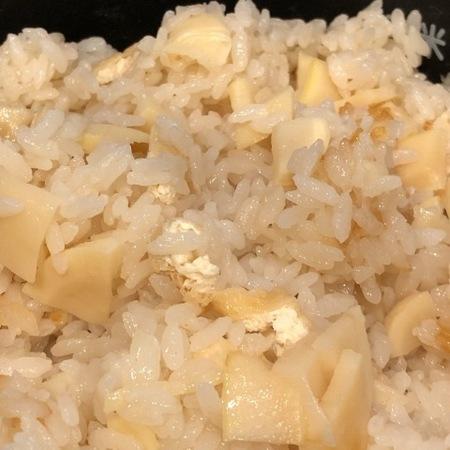 たけのこご飯 ときめきな日々 (2).JPG