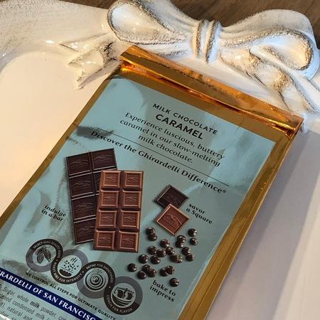 アメリカ チョコレート ギラデリ ミルクチョコレート&キャラメル (2).JPG