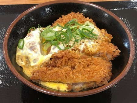 イオンモール四条畷 豚屋とん一 かつ丼.JPG