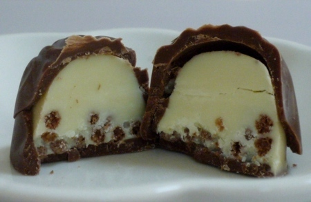 イタリア イタリア土産 チョコレート ウィターズ ビアンコクオレ コストコ .JPG