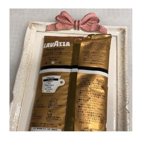 コーヒー イタリア 片岡物産 ラバッツァ クオリタ オロ ビアンコ.JPG