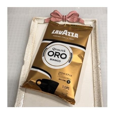 コーヒー イタリア 片岡物産 ラバッツァ クオリタ オロ ビアンコ (2).JPG