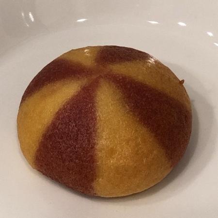 ティンカーベル たまごパン イースターいちごソフト (4).JPG