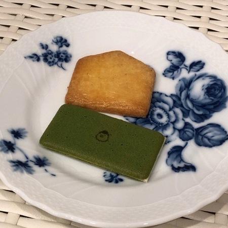 マールブランシュロマンの森 北山シェフクッキー 茶の菓 .JPG