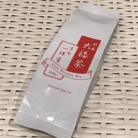 京都 お茶 一保堂 大福茶.JPG