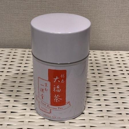 京都 お茶 一保堂 大福茶 (2).JPG