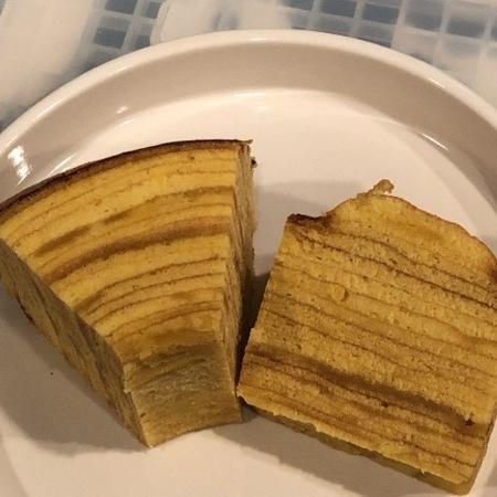 京都 バウムクーヘン ズーセスヴェゲトゥス はちみつバウムクーヘン (5).JPG