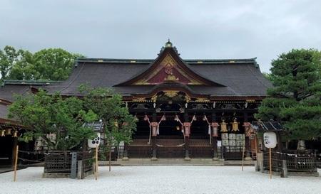 京都 北野天満宮 ときめきな日々.JPG
