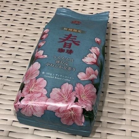 京都 小川珈琲 期間限定 春珈琲.JPG