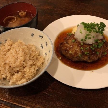 京都 洋食 ハンバーグ キッチンパパ (2).JPG