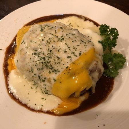 京都 洋食 ハンバーグ キッチンパパ (5).JPG