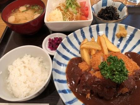 京都 洋食の店ITADAKI 洋食の店ITADAKI円町店 いただき.JPG
