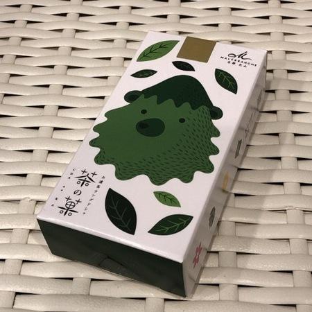京都山科 マールブランシュロマンの森 茶の菓限定パッケージ ときめきな日々.JPG