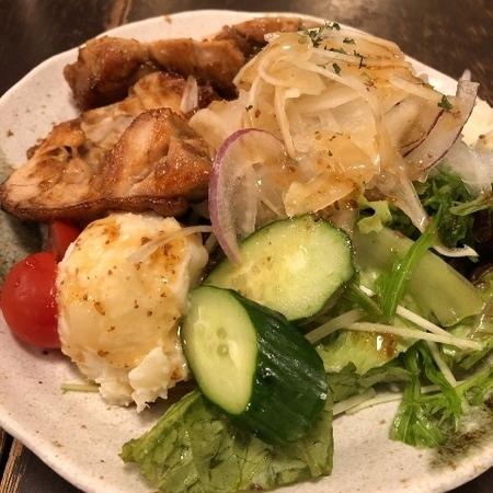 京都洋食 おむらはうす出町柳店 2人でセット.JPG
