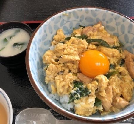 京都祇園 とり新 親子丼 京都親子丼 (3).JPG