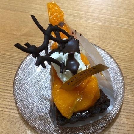大阪 ケーキ FOUNDRY ファウンドリー 阪急うめだ本店.JPG