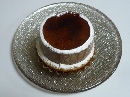 大阪 パティスリー ショコラトリー オーディネール シブーストショコラバナーヌ.JPG