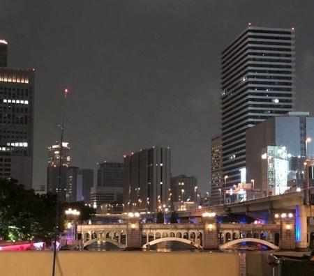 大阪 夜景 中之島 ときめきな日々.JPG