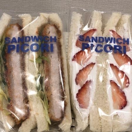 大阪 高槻 ピコリ 手作りサンドイッチのお店ピコリ.JPG