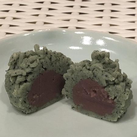 御菓子司 聚洸 京都和菓子 春のかほり.JPG