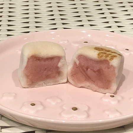 御菓子司 聚洸 京都和菓子 春の道.JPG