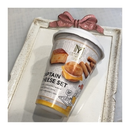 東京駅 東京土産 マイキャプテンチーズ マイキャプテンチーズセット.JPG