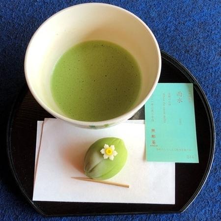 無鄰菴 無鄰菴カフェ 季節のしつらえと限定茶菓子席.JPG