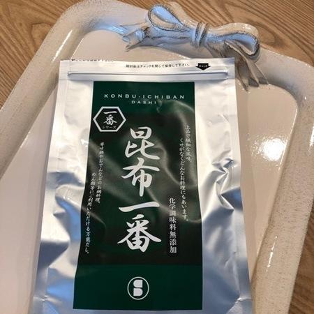 石川 三幸食品 だし 昆布一番.JPG