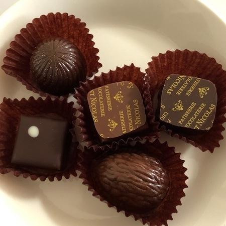石川 金沢 洋菓子 チョコレート ケーキ サンニコラ (3).JPG