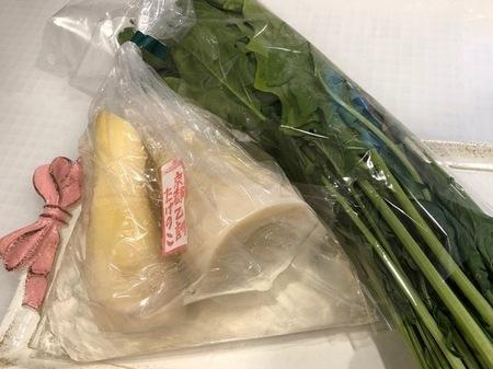 JR山崎駅 レリッシュ 十日市 野菜 朝堀りたけのこ 京都乙訓たけのこ.JPG